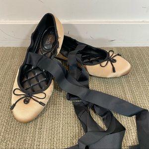 NEW Micheal Kors Ballerina Flats